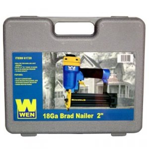 WEN 61720 3/4-Inch to 2-Inch 18 Gauge Brad Nailer