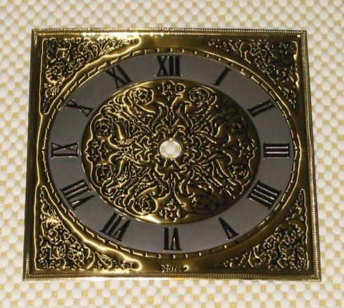 Gold Foil Roman Dial  (Embossed)