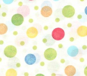 Faded Polka Dots Hootie