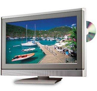 "Toshiba 20HLV16 - 20"" HD LCD TV/DVD Combo, 1366 x 768 Resolution"