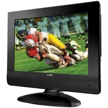 Coby TFTV1511 15 inch TFT LCD TV/Monitor (ATSC/NTSC)