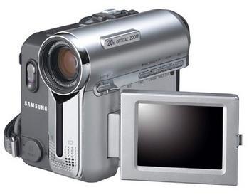 Samsung SCD-353 MiniDV Camcorder