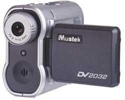 Mustek DV2032 2MP 32MB Digital Camera/Camcorder