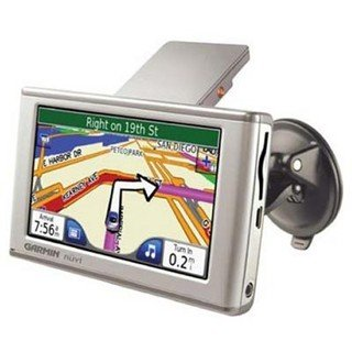 Garmin Nuvi 660 Pocket Vehicle GPS Navigator with maps for North America