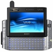 """Sony VAIO VGN-UX390N 4.5"""" Notebook (1.33GHz Core Solo U1500 1024MB RAM 32GB HDD Vista Business)"""
