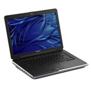 "Sony VGN-CR123E/B 14.1"" Notebook (2.0GHz Core 2 Duo T7300 2.0GB RAM 160GB HDD DVD+RW)"