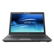 """Sony VAIO VGN-FE855E/H 15.4"""" Notebook (1.66GHz Core 2 Duo T5500 1.0GB RAM 120GB HDD DVD+RW )"""
