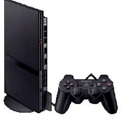 PS2 Console Black