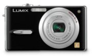 DMC-FX9K Lumix 6.0 Megapixel Digital Camera w/ 3x Optical Zoom & MEGA Optical Image Stabilizer