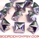 Pyramid Studs Half Inch 100 Count