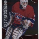 01/02 Between The Pipes NHL Hockey Rookie Goalie Card #85 Olivier Michaud