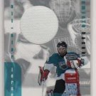 Doninik Hasek - 1999/2000 BAP NHL Hockey Game All Star Jersey Card #J-20