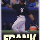 Frank Thomas 1993 Leaf MLB Baseball Insert Card #8 of 10 NICE!