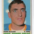 1970/1971 OPC NHL Hockey Card #48 Norm Beaudin Mid Grade OPC Card