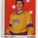 1970/1971 OPC NHL Hockey Card #161 Bill Flett, Mid Grade OPC Card