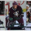 2005/2006 Ultra Fleer NHL Rookie NHL Hockey Card Lot w/ Ryan Getzlaf, Corey Perry & Thomas Vanek