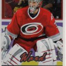 Cam Ward 2005/2006 Ultra Fleer NHL Hockey Rookie Goalie Card #263