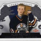 Ales Hemsky 2002/2003 Crown Royale NHL Hockey Rookie Card #114