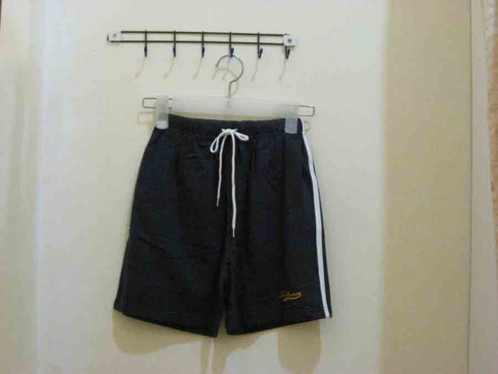 Black Colour short pants (4-9 years) RM9.90