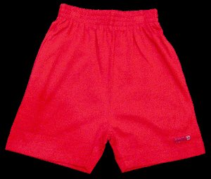 Red Colour casual pants (4-10 yrs) : RM9.90