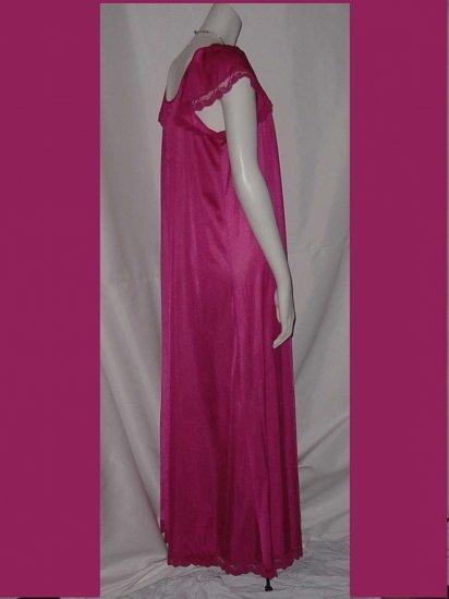 Vintage Nightgown Henson Kickerknick Hot Pink Henson Kickerknick  No. 3