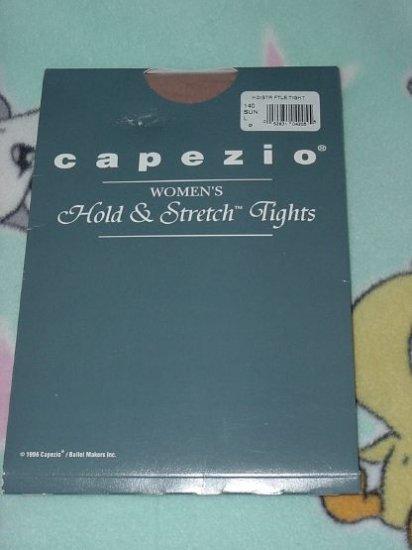 Capezio sun Large Hold and Stretch tights  No. 16
