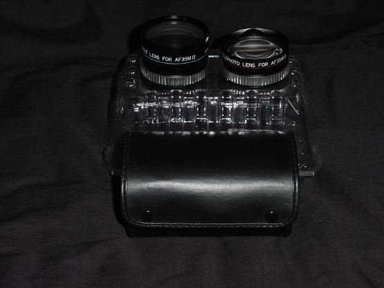 Rokinon Photo Lens Telephoto Made in Japan Lens for Canon Sure Shot II  No. 24
