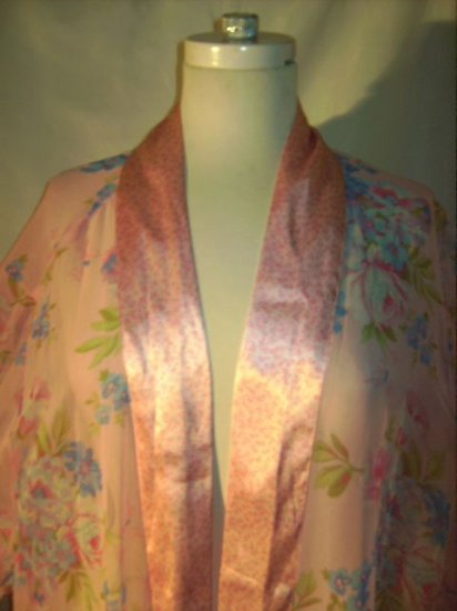 Jaclyn Smith 2X Robe Lingerie, Sleepwear, Swim Suit Cover  No. 12