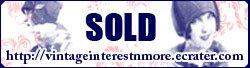 SOLD SOLD SOLD SOLD SOLD Garter Belt Vintage SIMONE Black Lacy Sensual Size 24