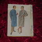 McCall's Pattern 4816 vintage men's robe, Size Large 42-44 mens sleepwear  No. 32