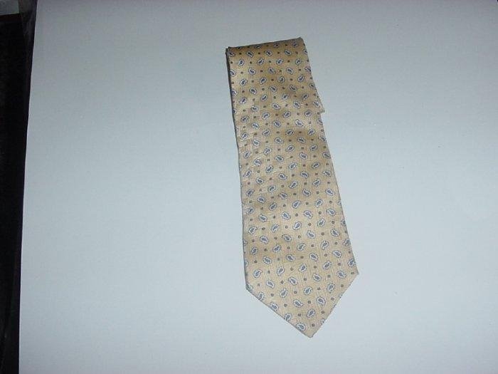 Necktie Roundtree and Yorke All Silk Handmade Tie