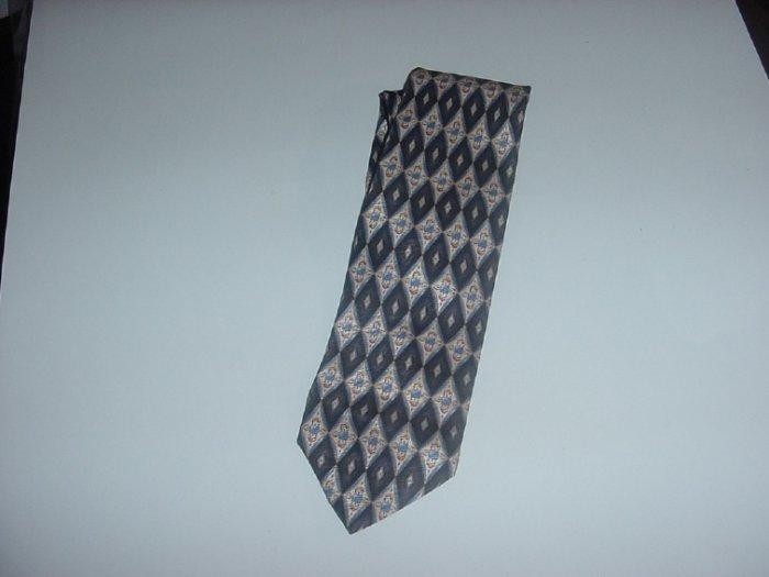 Tie JOS A. Bank necktie Diamond design tie   44