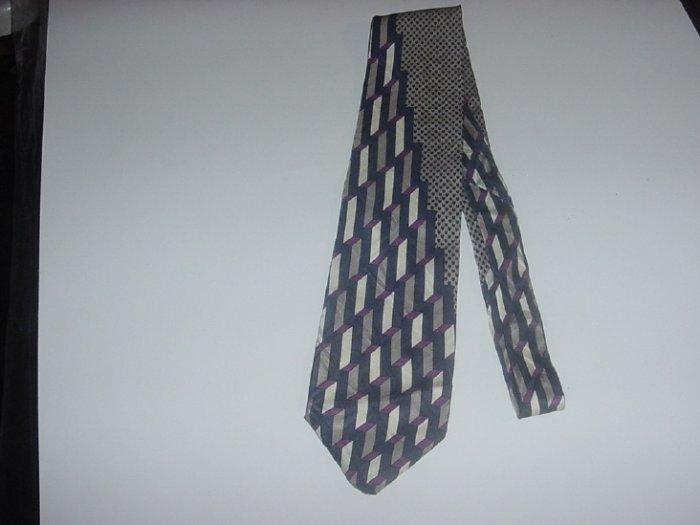Tie Paul Rodon necktie 100% silk handmade tie   44