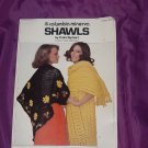 Shawls Columbia-Minerva Knit and Crochet Pattern Leaflet 2615  No. 10