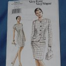 Vogue Very Easy Very Vogue Jacket Suit dress pattern 9411   #59