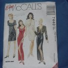 McCalls pattern dress bolero 7440 size 18, 10, 22, #59