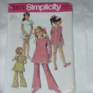 Simplicity Girls dress Pattern 8571 #59
