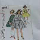 Simplicity Girls dress Pattern 6069    #59