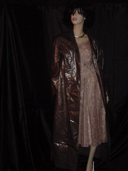 Dark Gray Brown coat Monika Turtle Studio  #72