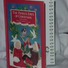 Twelve Days of Christmas Pop Up Book 1991 Retold Lee Maine