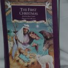 The First Christmas Pop Up Book 1991 Retold Marie Vitarisi