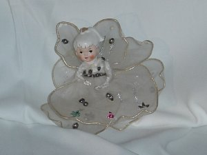 Ornament Christmas ornament Angel Doll ornament  #68
