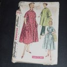 Simplicity 4471 Misses and Womens Robe Two lengths Size 12 Bust 30  No. 76