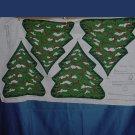 Christmas tree panel  No. 78