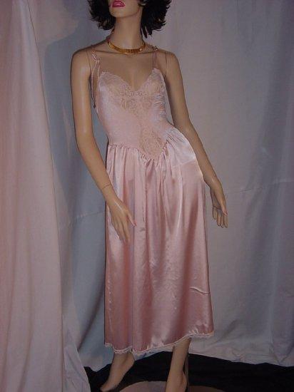Olga night gown Pink Style no. 91164 Medium nightgown No. 81