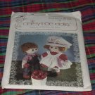 Daisie Mae Doll Sewing pattern Buttons and Bo 16 inch doll  No. 30