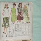 McCall's Vintage Printed Pattern Dress pattern Medium McCall's Pattern Quaker Oaks  No. 30