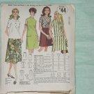 McCall's Vintage Printed Pattern Dress pattern Medium McCall's Pattern Quaker Oaks  No. 30