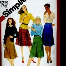 Simplicity Pattern 5204 Womens Blouse Skirt Pattern Size   Bust  No.  86