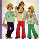 Simplicity Pattern 8216 Child Size 3 1977 Simple to Sew Pattern  No. 86
